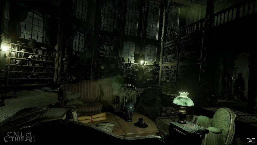 FOCUS PS4 CALL OF CTHULHU /F