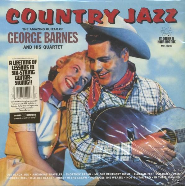 COUNTRY JAZZ (LP RED )