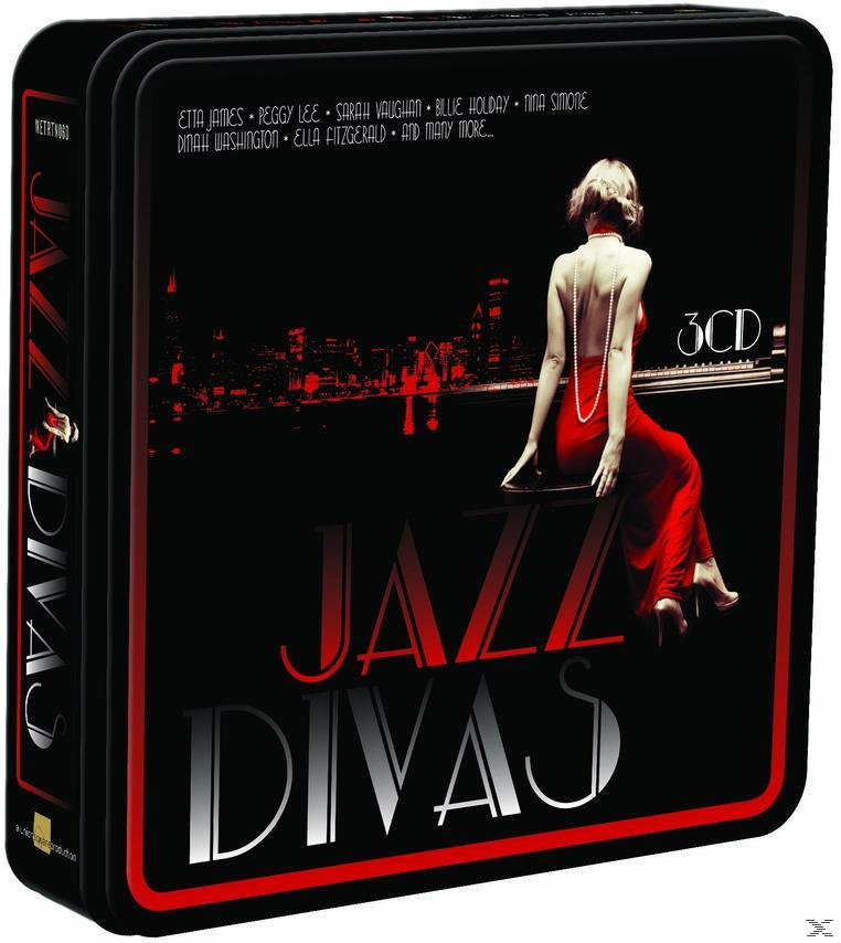 Jazz Divas (Limited Metalbox Edition)