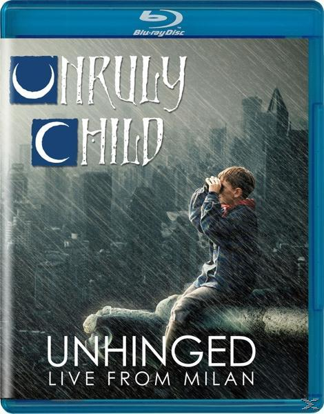 UNRULY LIVE AND UNHINGED (BLURAY)