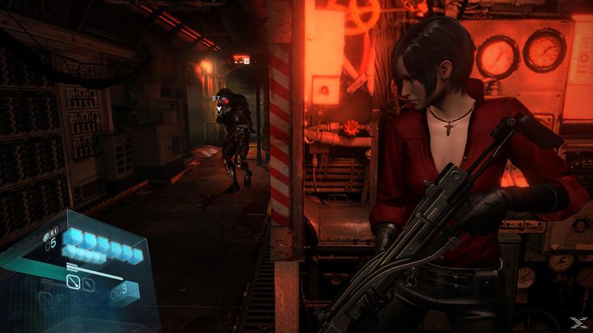 Resident Evil 6 Remastered PS4