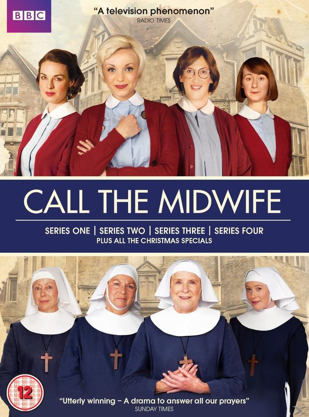 CALL THE MIDWIFE S1-4