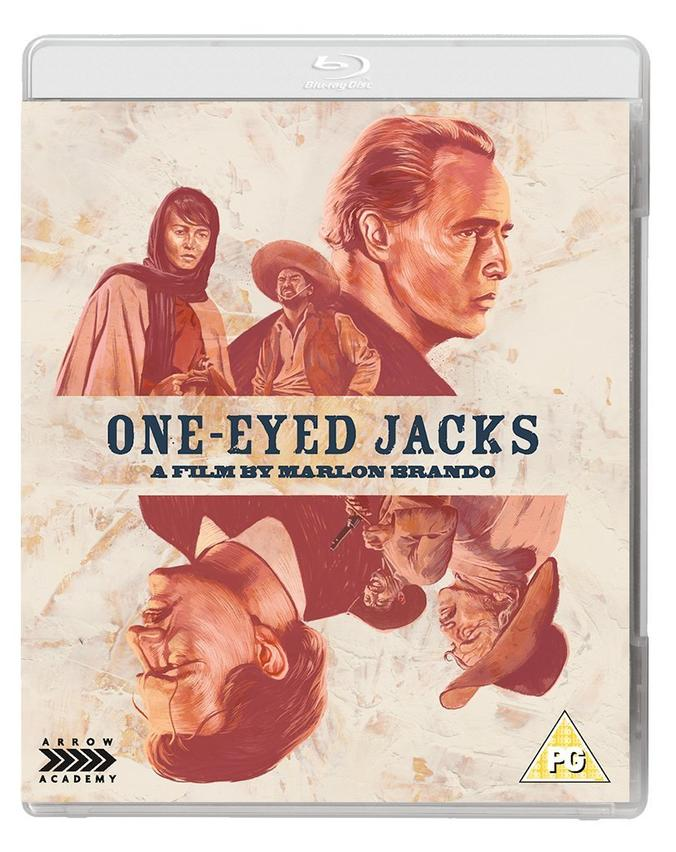 ONE EYED JACKS (BLURAY+DVD)