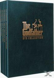 The Godfather Trilogy Bu Ray - Box
