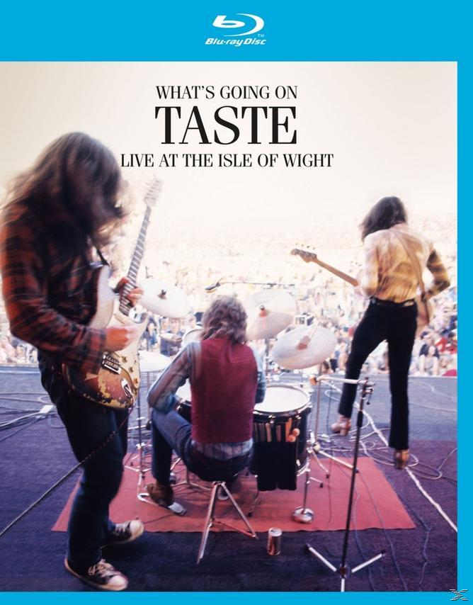 LIVE AT THE ISLE OF ( BLU RAY )