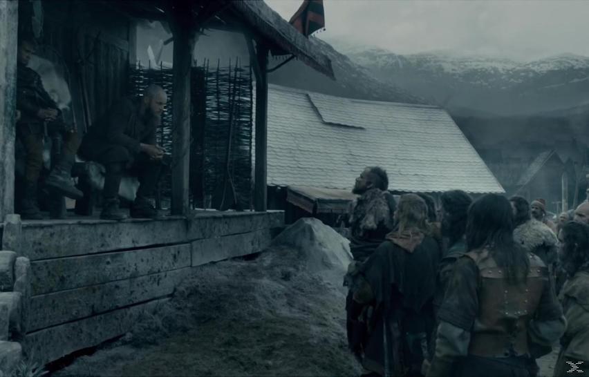 Vikings - Seizoen 4 - Volume 1 - Blu-ray