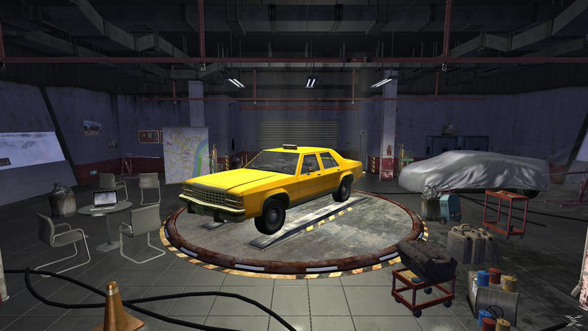 Taxi! - Die Simulation - PC