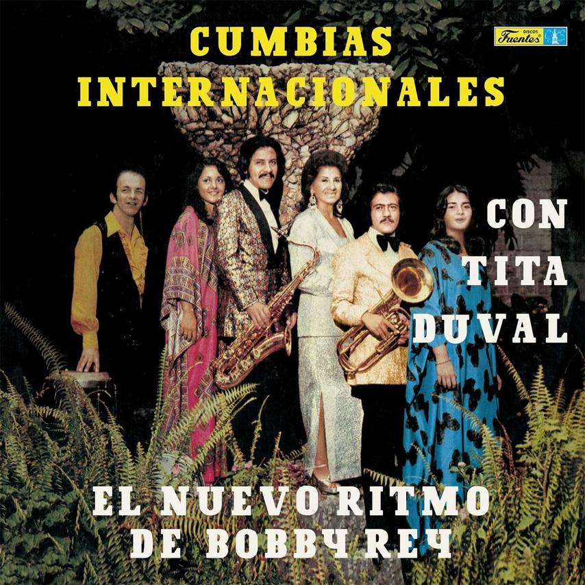 CUMBIAS INTERNACIONALES (LP)