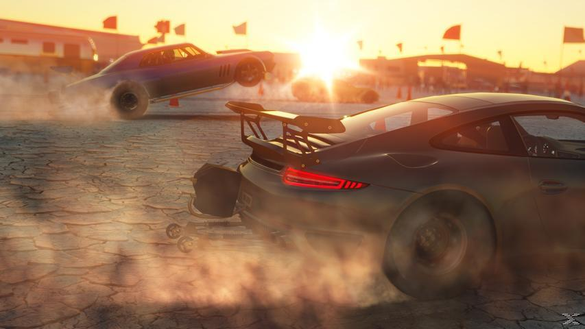 The Crew - Ultimate Edition - PlayStation 4