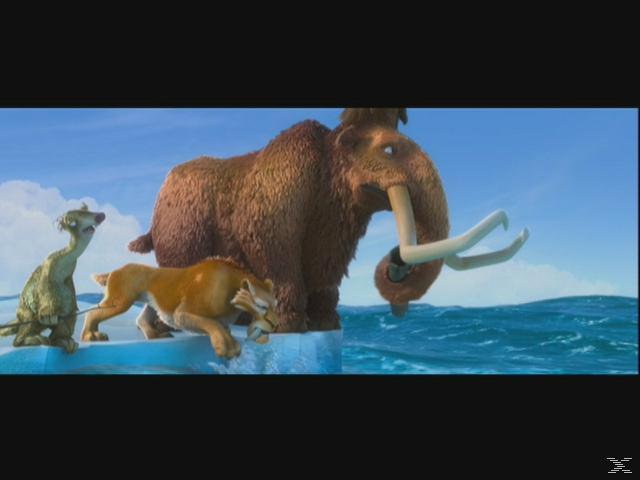 - L'Age de glace 4 : La dérive des continents Blu-ray + DVD