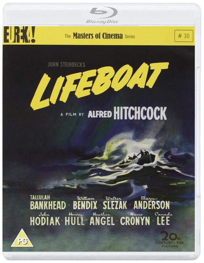 LIFEBOAT (BLURAY+DVD)