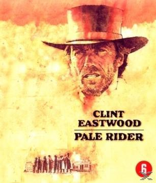 BD PALE RIDER (BLU RAY DVD)