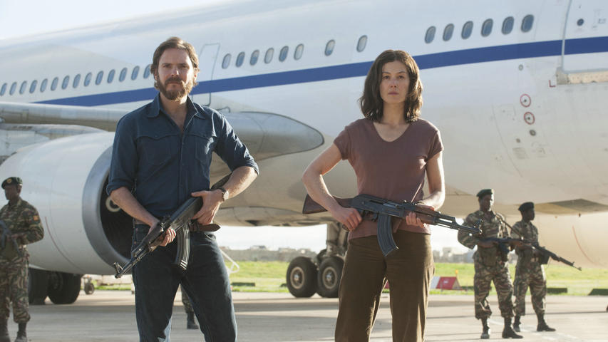 7 Tage in Entebbe - (Blu-ray)