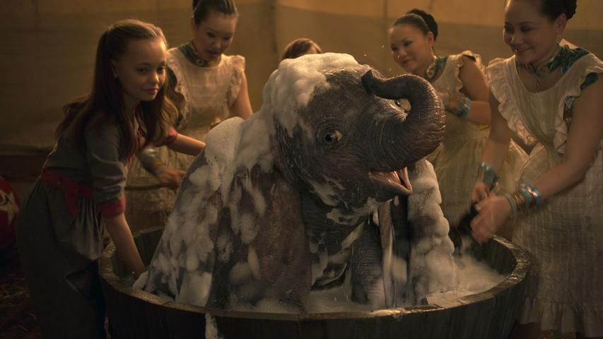 Dumbo (Live Action) - Blu-ray