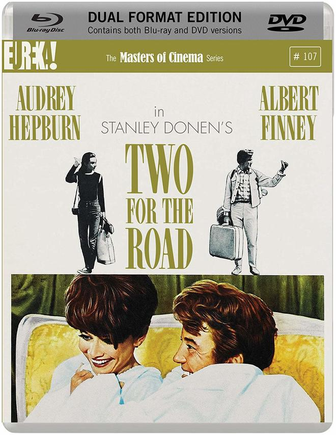 TWO FOR THE ROAD (BLURAY)