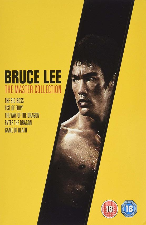 BRUCE LEE: THE MASTER COLLECTION (6DVD)