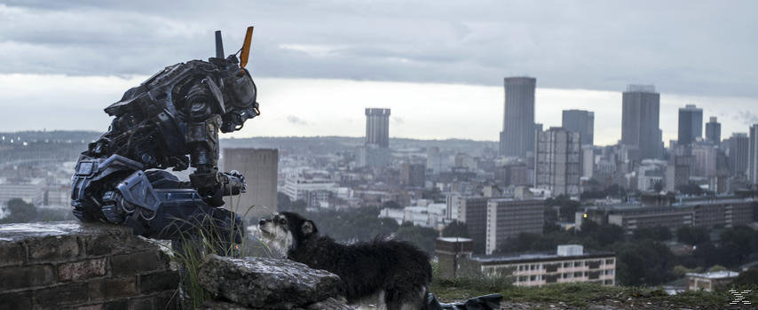 Chappie - Steelbook Blu-ray