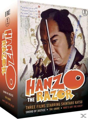 HANZO THE RAZOR (3DVD BOX SET)