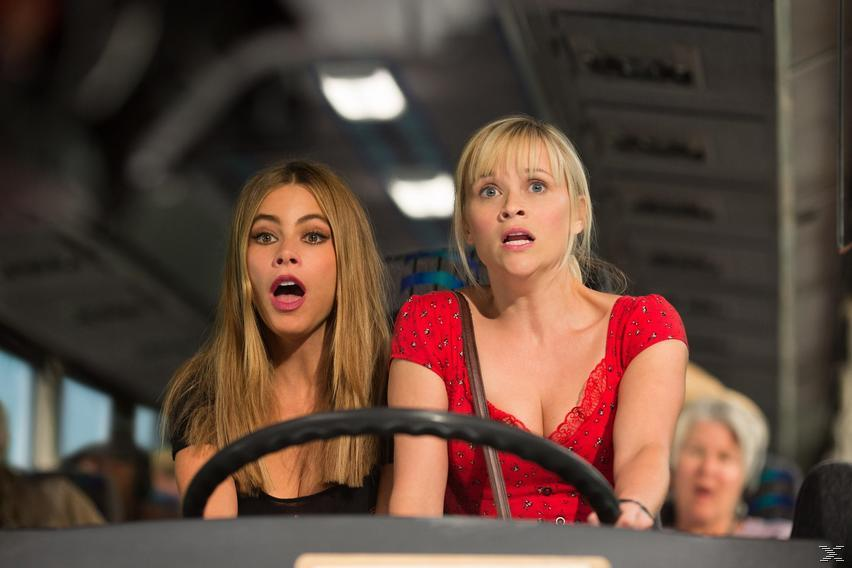 Hot Pursuit DVD