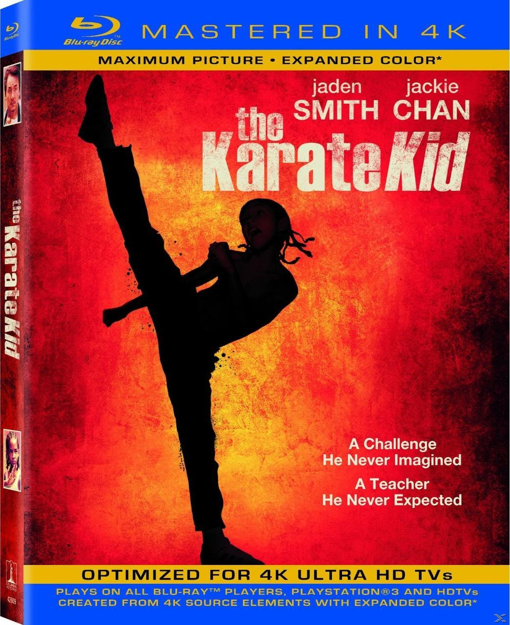 4K KARATE KID 2010 [BLU RAY]