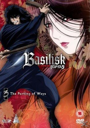 Basilisk: Vol.3 - The Parting Of Ways