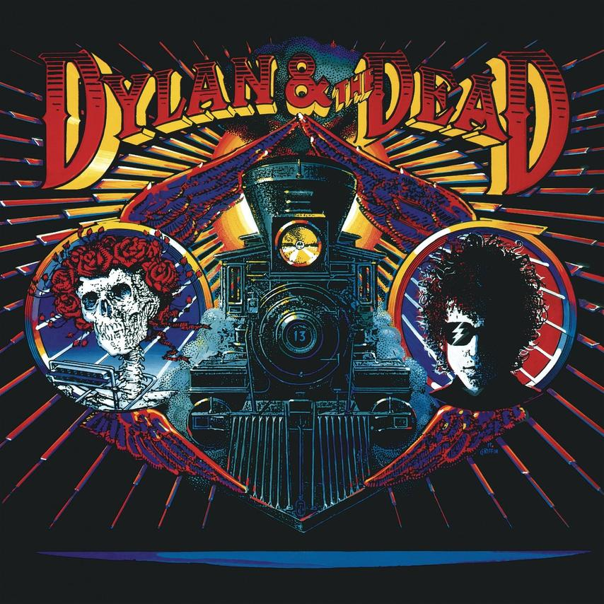 DYLAN & THE DEAD (LP RED/BLUE RSD)