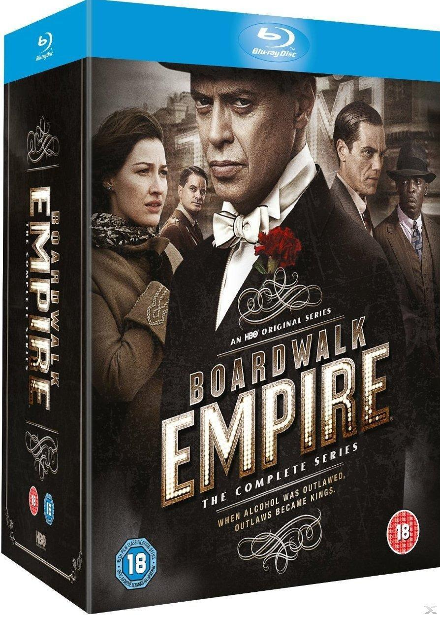 BOARDWALK EMPIRE S1-5[BLU RAY]