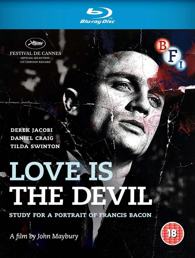 LOVE IS THE DEVIL (BLU RAY+DVD)