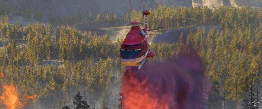 Les Avions : les pompiers du ciel DVD