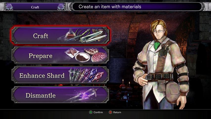Bloodstained: Ritual Of The Night FR Switch