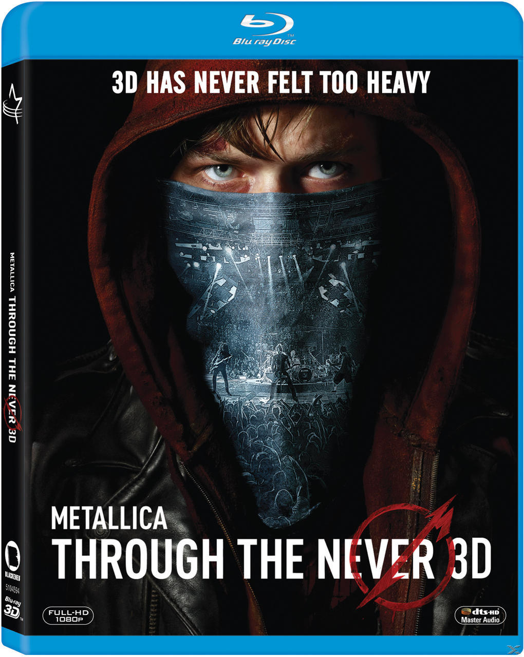 METALLICA:THROUGH THE NEVER 3D[&2D BLU R