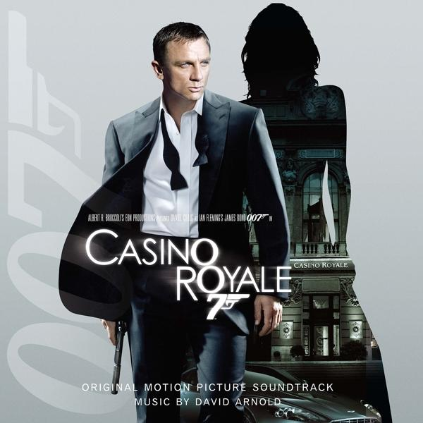 CASINO ROYALE /MUSIC BY DAVID ARNOLD (CO