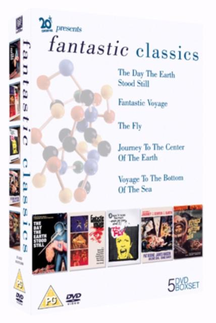 FANTASTIC CLASSICS (BOX SET)