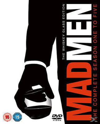 MAD MEN S1-5[WHISKEY GLASS EDITION]