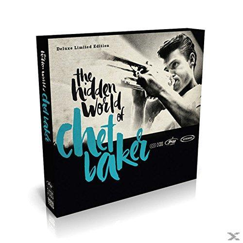 HIDDEN WORLD OF CHET BAKER (3CD)