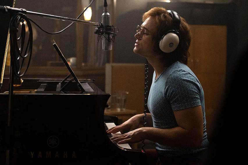 Rocketman - (4K Ultra HD Blu-ray + Blu-ray)