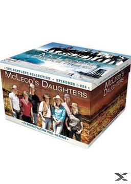 MCLEOD'S DAUGHTERS COMPLETE SERIES