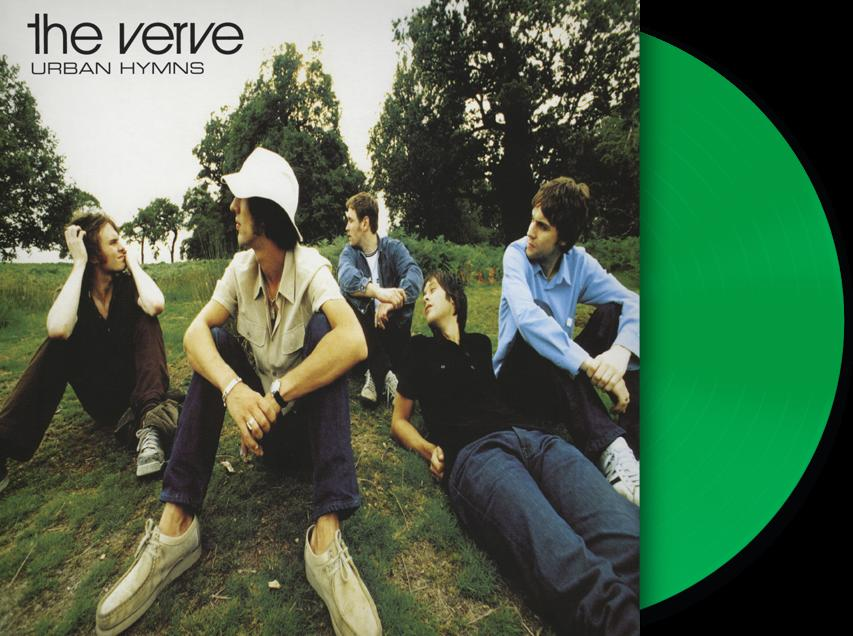 URBAN HYMNS (2LP GREEN)