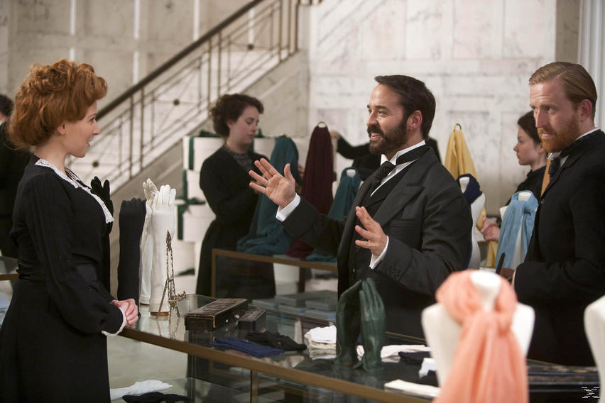 Mr. Selfridge - Staffel 1 - (DVD)