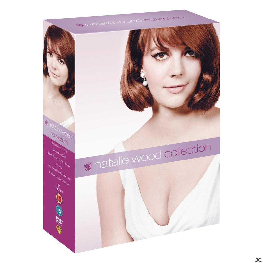 Natalie Wood Collection DVD-Box