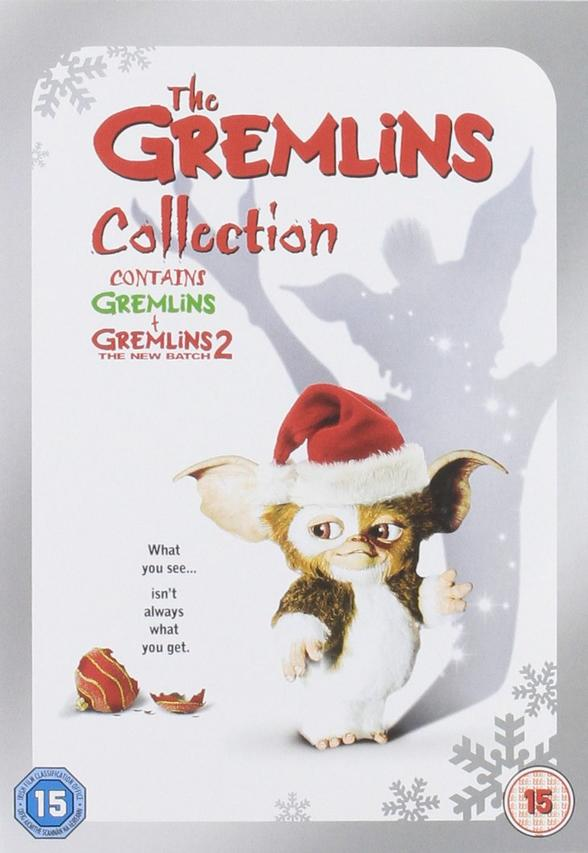 GREMLINS/GREMLINS 2: THE NEW BATCH