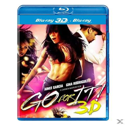 Go For It! - 2 Disc Bluray