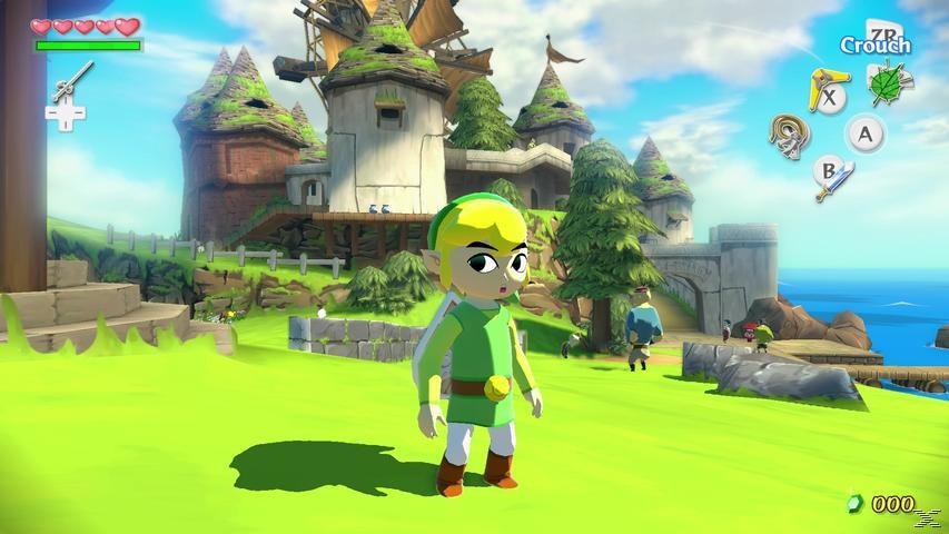 The Legend of Zelda: The Wind Waker HD (Nintendo Selects) [Nintendo Wii U]