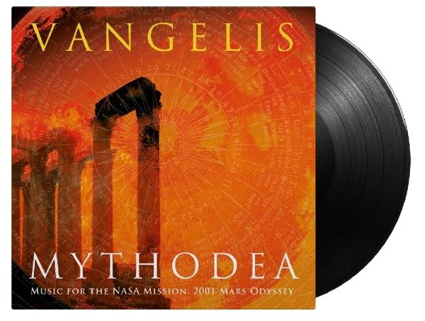 MYTHODEA MUSIC FOR NASA MISSION 2001(LP)