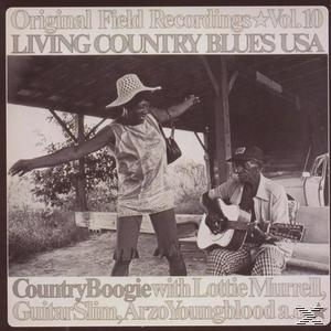 Living Country Blues Usa-Vol.10