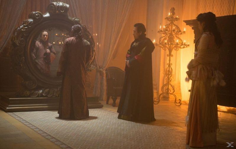 Last Knights Blu-ray
