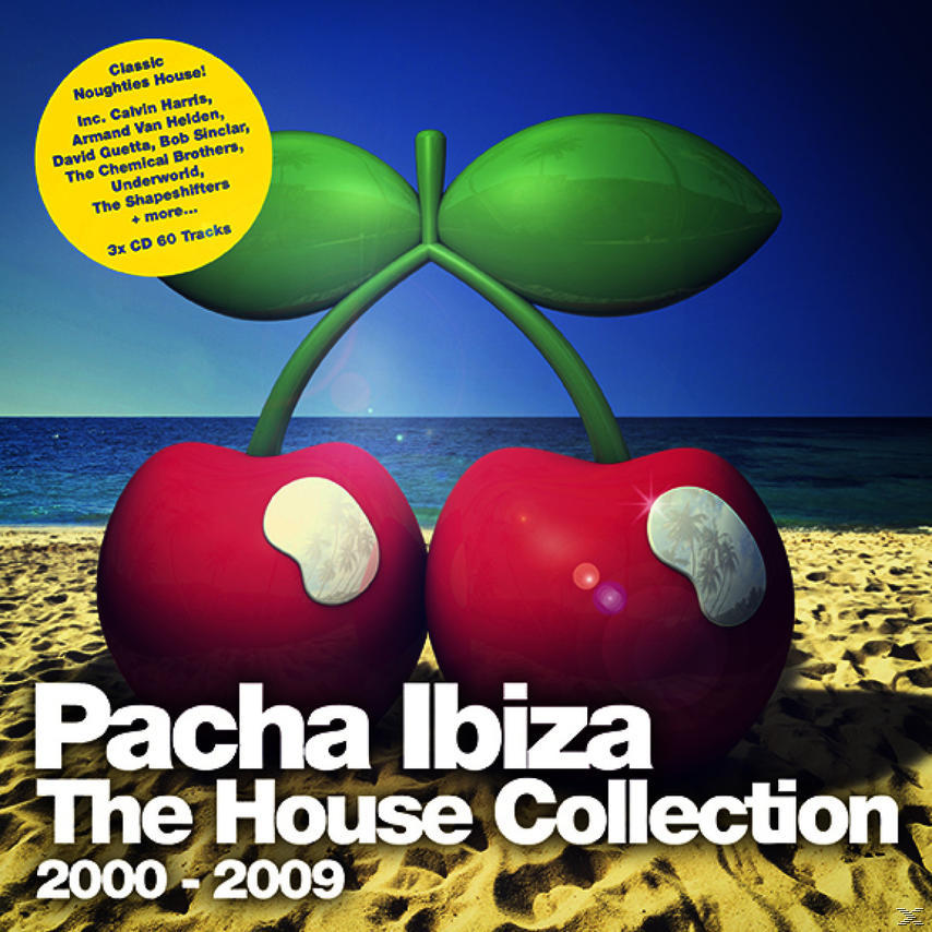 PACHA IBIZA: THE HOUSE COLLECTION (3CD)