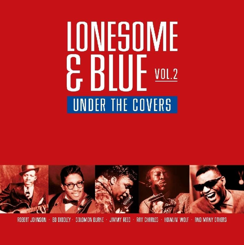 LONESOME & BLUE VOL. 2 (COLOURED LP)