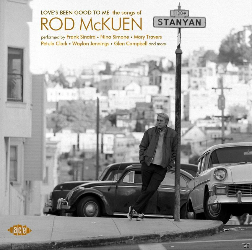SONGS OF ROD MCKUEN