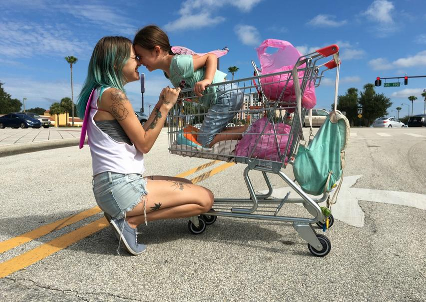 The Florida Project - (Blu-ray)